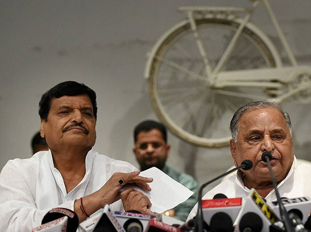 Will Secular morcha survive as long as Samajwadi Party?