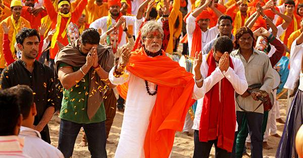"Watch 11 dynamic moments of ""Sarkar 3"" with Amitabh Bachchan"