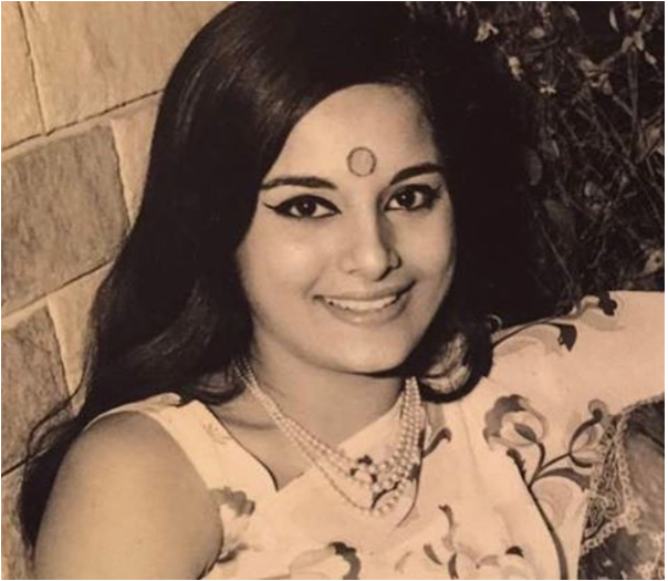 Sonakshi, Mother's Day 2017