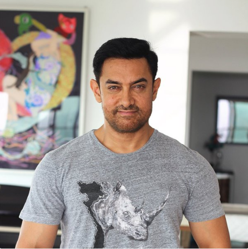 Did Aamir Khan really pierced his nose?