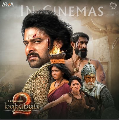 Do you know who is the voice behind Baahubali in Baahubali 2:The Conclusion