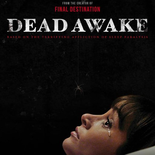 Dead Awake movie review: Frightening Sleep Paralysis