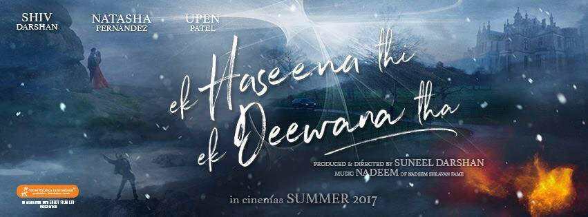 "Take a look at the digital poster of ""Ek Haseena Thi Ek Deewana Tha"""