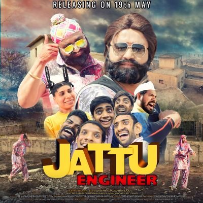 Jattu Engineer trailer: MSG is back with another humorous story