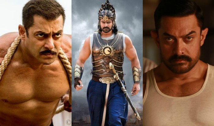 Bollywood's 300 crore club : The films with the highest net box office collections