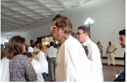Vinod Khanna's prayer meeting