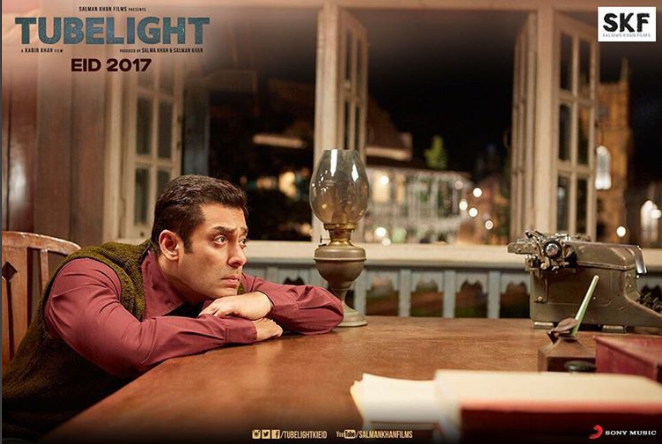 The trailer of Tubelight featuring Salman Khan has an emotional appeal