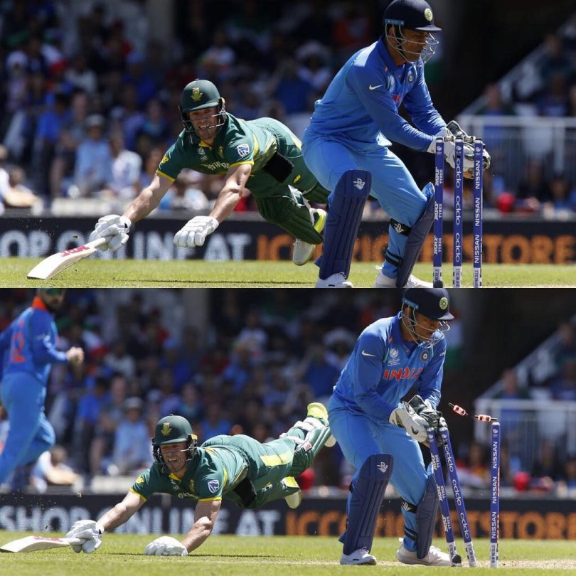 Twitter Reacts To Ups And Downs Of India vs South Africa Champions Trophy Clash As India Claim Semis Berth