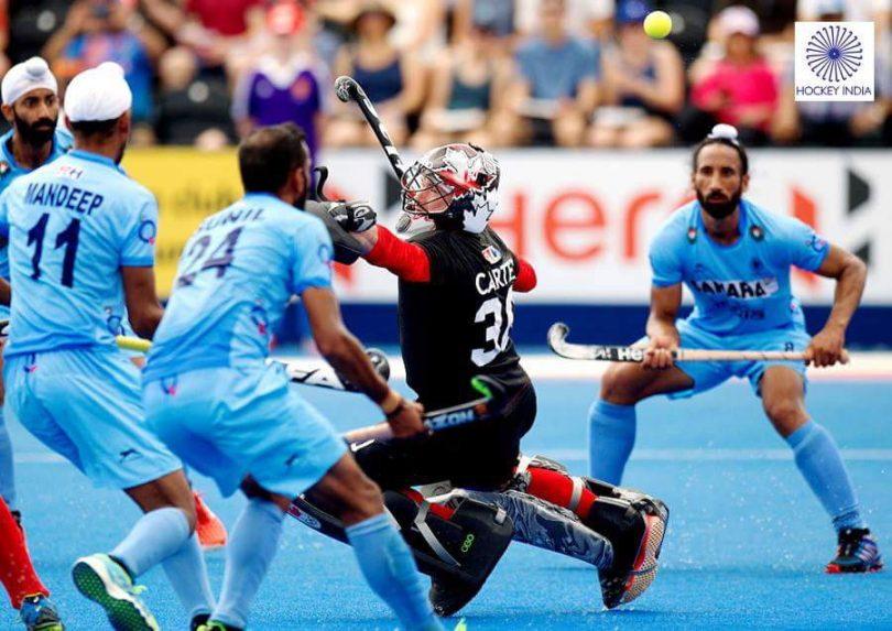 India demolish Pakistan 7-1 in Hockey World League semis in London