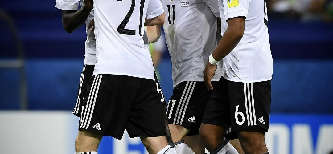 Goretzka Scores Twice As Germany Thrash Mexico 4-1 In Confederations Cup Semis