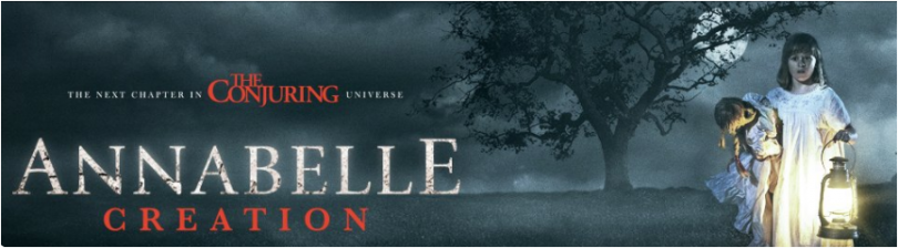 Annabelle: Creation- Watch here new poster of horror movie