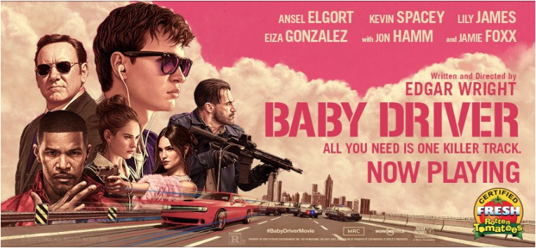 Baby Driver movie review: Watch it out in theaters