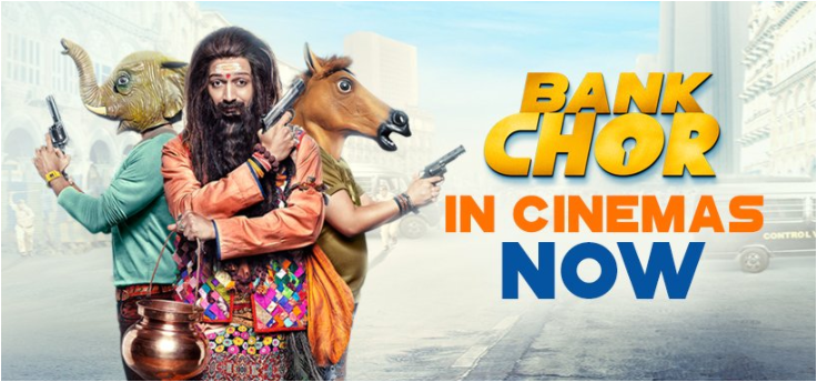 Bank Chor movie review: A Perfect blend of Comedy