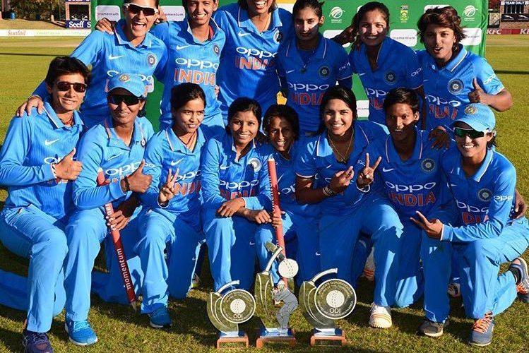 Women's cricket World Cup Highlights : India defeats England, opener Mandhana and Mithali Raj shine