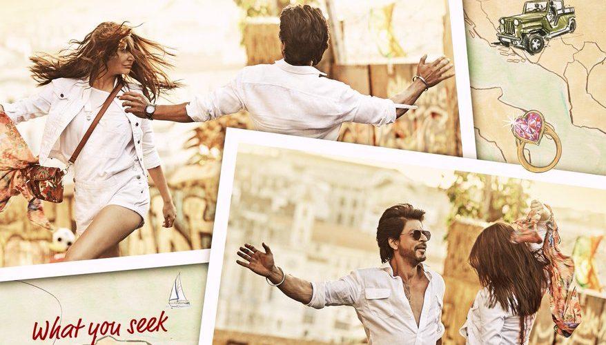 SRK's Jab Harry Met Sejal Trailer Release with Salman's Upcoming Tubelight