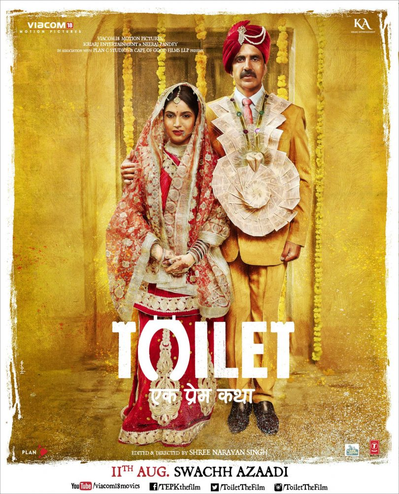 Toilet Ek Prem Katha movie trailer launched: Strong message to our society