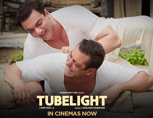 Tubelight Box Office Collection crosses 40 Crores in Two Days