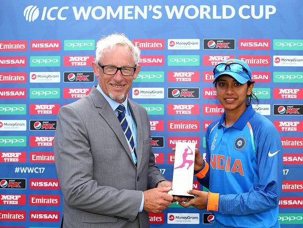 ICC Woman's World Cup 2017: India Crushed West Indies In The Second Match