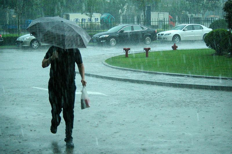 Delhi Monsoon is back again with heavy rainfall