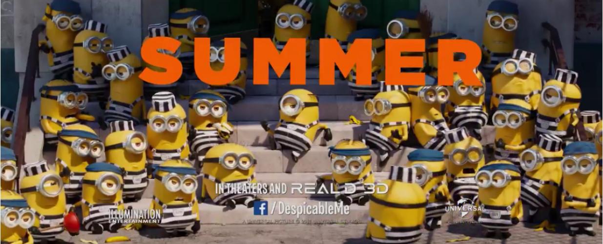 Despicable Me 3 movie: Minions are back again