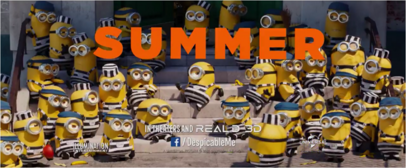 Despicable Me 3 movie: Minions are back again