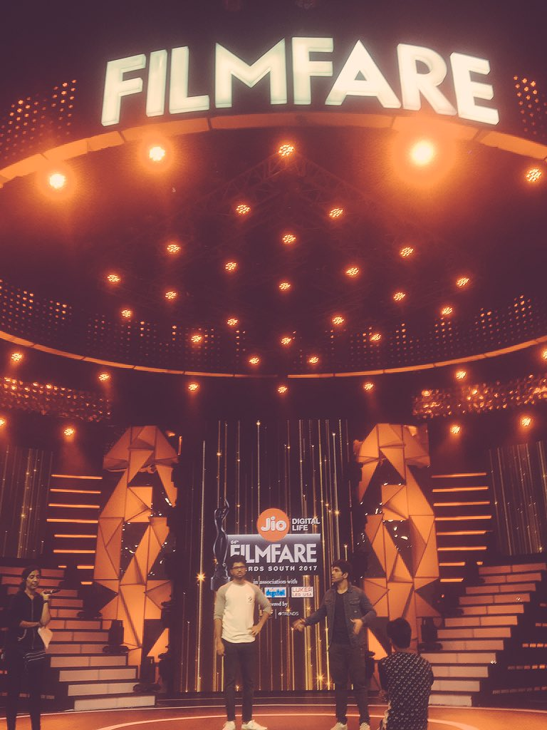 Filmfare Awards 2017 South Winners Announced