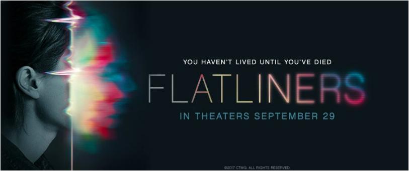 Flatliners movie trailer: You haven't lived until you've died