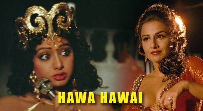 Hawa Hawai to be recreated for Vidya Balan