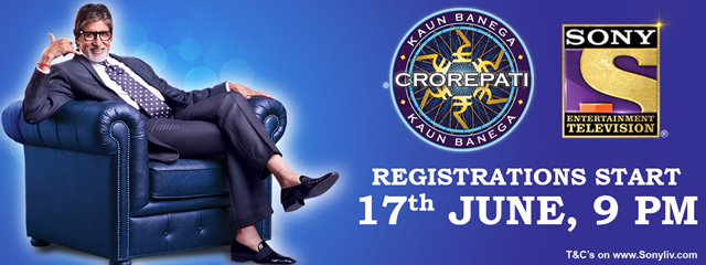Amitabh Bachchan announces KBC9 comeback – Registration Open from 17th