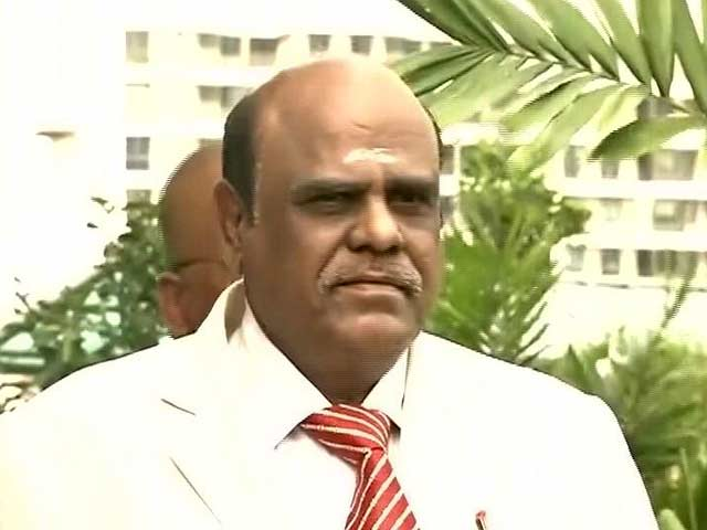 Retired Justice CS Karnan Arrested in Coimbatore