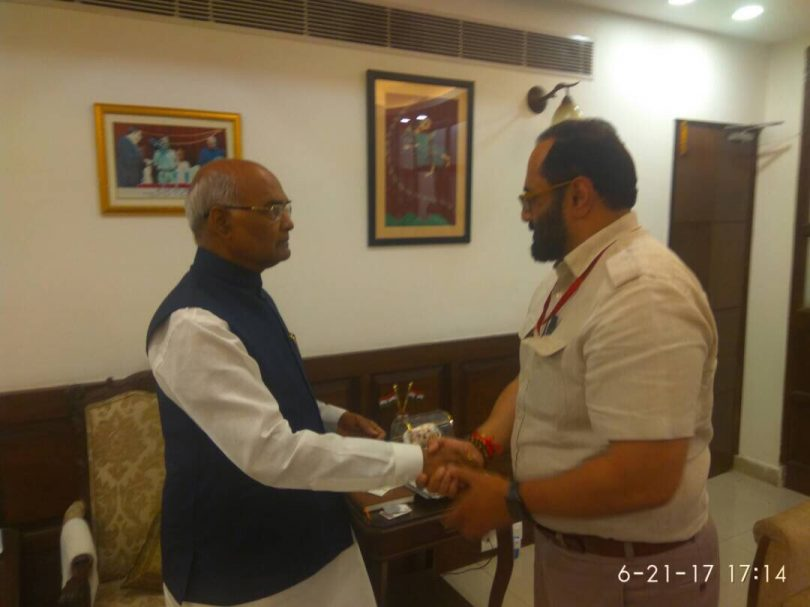 Blow to Opposition – JD(U) to back Ram Nath Kovind as nominee for India's Presidential elections 2017