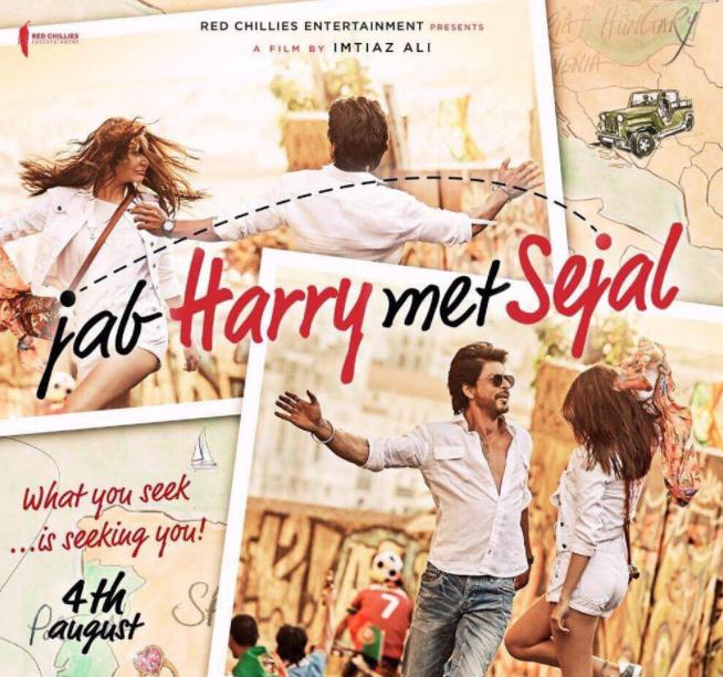 Jab Harry Met Sejal movie