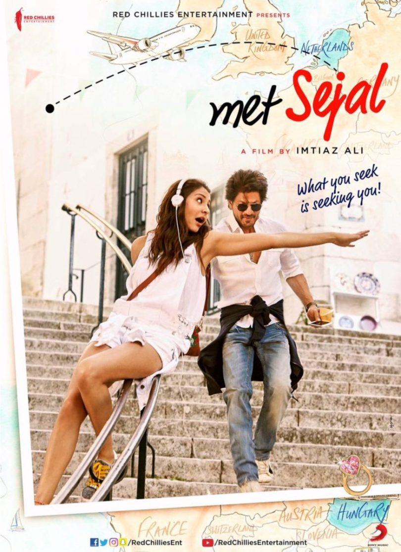 Jab Harry Met Sejal mini trailer: Watch here cheap Shah Rukh Khan