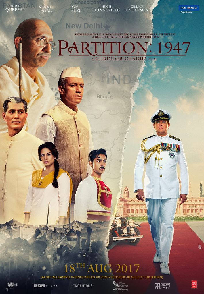Partition 1947: First look poster of the movie revealed