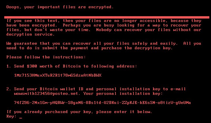 Ransomware Petya infect millions : Check steps to prevent and fix 'wannacry' variant
