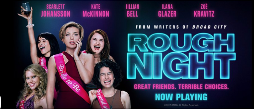 Rough Night movie review: Great Friends, Terrible Choices in Cinemas now