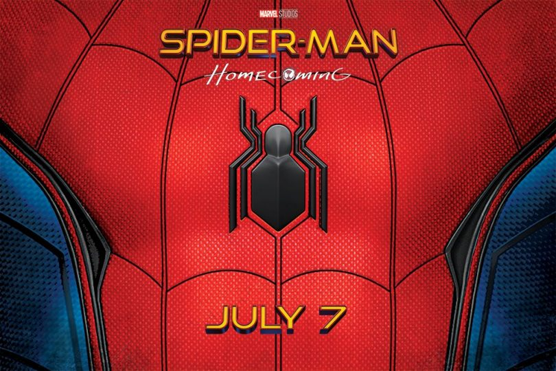 Spider-Man: Homecoming movie releasing soon