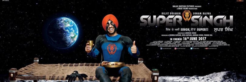 Diljit Dosanjh fans ready to flock to the theaters for Super Singh