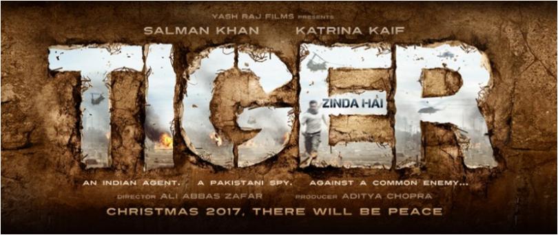 Tiger Zinda Hai movie Behind the scenes and release date : Have a look at Tigress Katrina Kaif