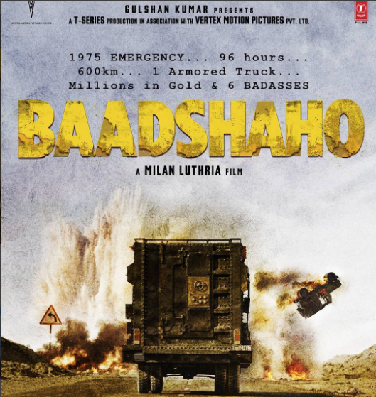 Baadshaho new poster is out: Features 6 Badasses of the movie