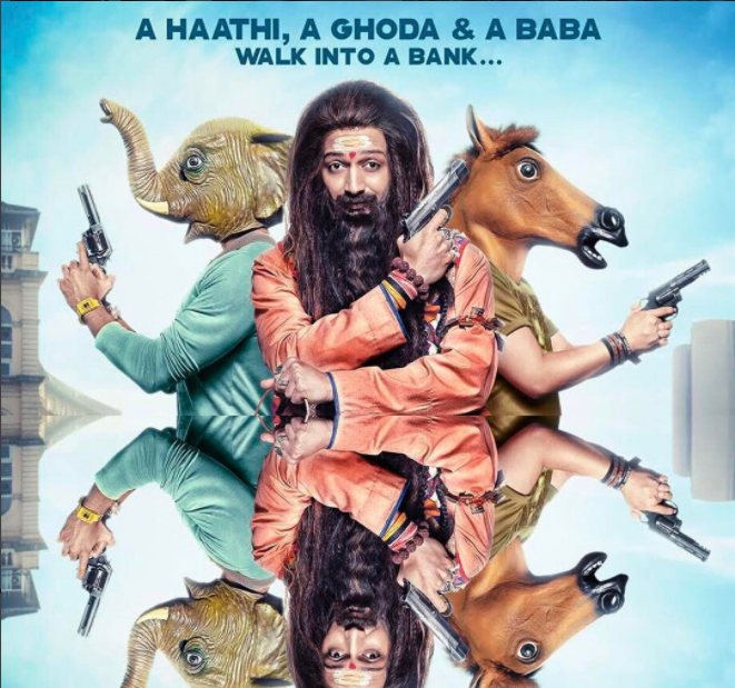 Bank Chor- A refreshing comedy movie coming soon