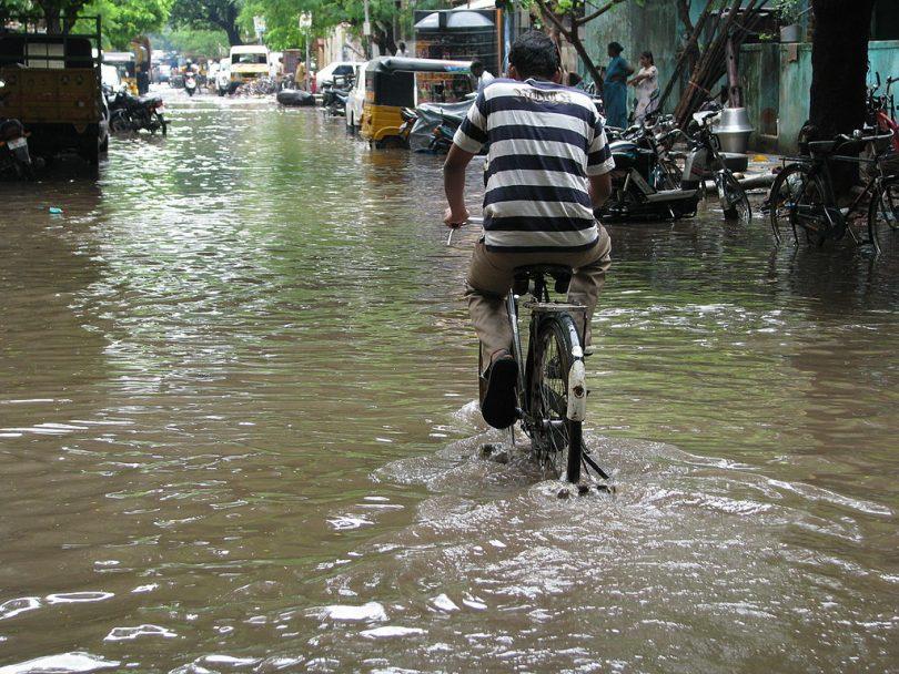 Monsoon in Delhi 2017