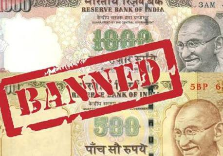 Demonetisation adversely affected the Indian Economy