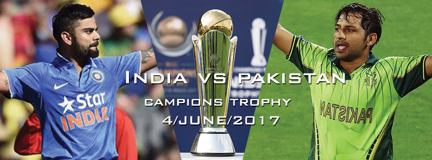 India Vs Pakistan cricket match champions trophy 2017: Recap Of Last Five India-Pakistan Encounters Shows India Start As Favorites