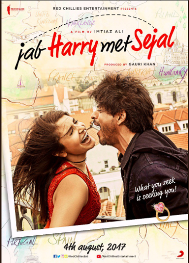 Jab Harry Met Sejal mini trailer 4 is here: Watch Anushka and Shahrukh in a funny avatar