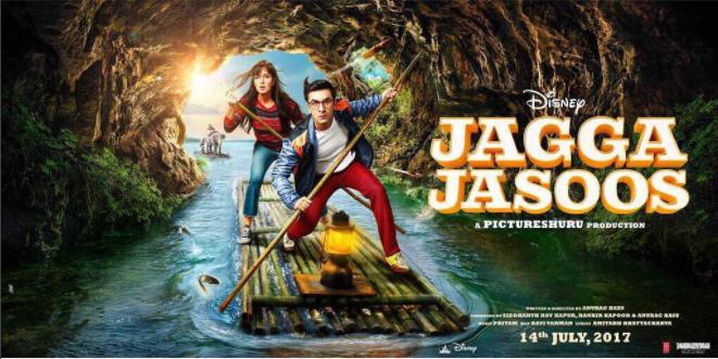 Jagga Jasoos Trailer