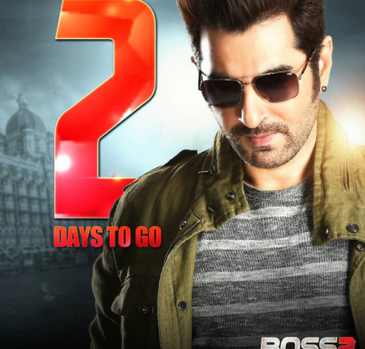 Boss 2  Back to Rule movie : Jeet's Bengali crime action flick to release on 23rd June