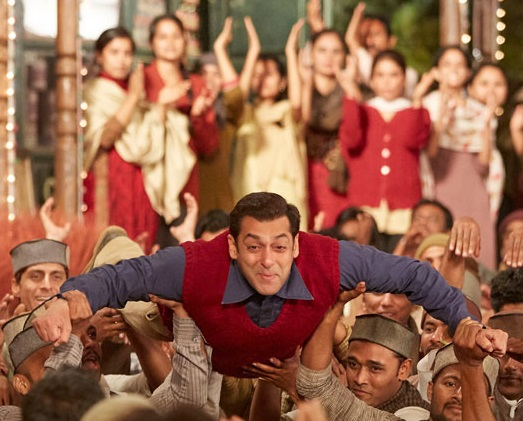 Tubelight Box Office Collection Day 1 : Salman Khan's starrer halfway to Baahubali's opening mark