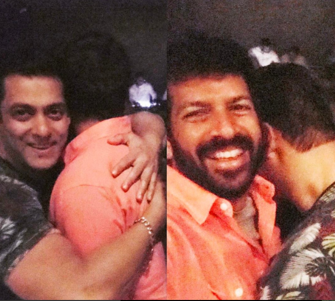 Salman Khan appreciated by Kabir Khan on his performance in Tubelight