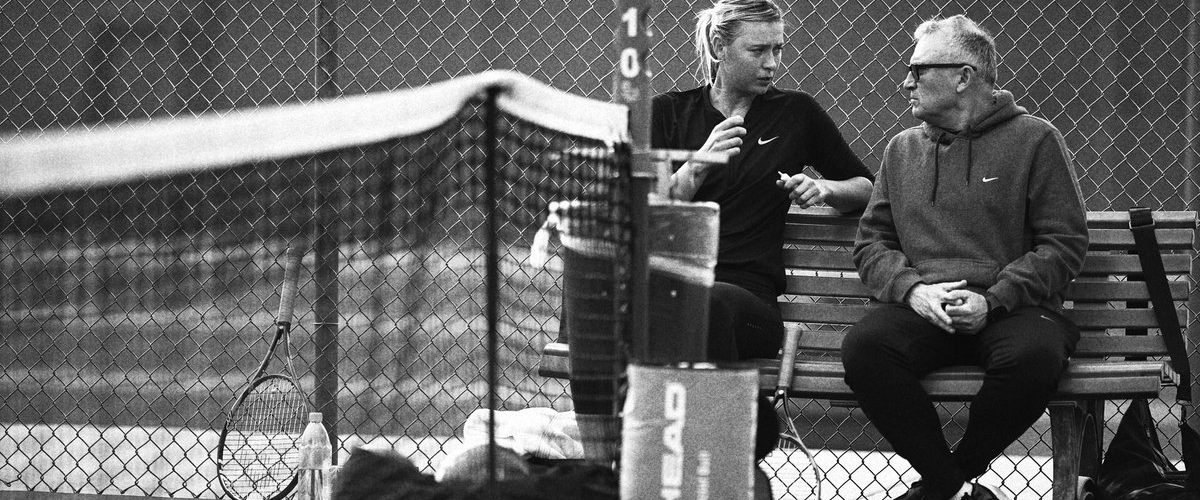 """Maria Sharapova's struggle and comeback encapsulated in documentary """"The Point"""" , Available on itunes"""